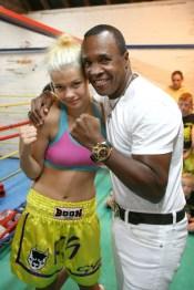 Sugar Ray with Jade Munro
