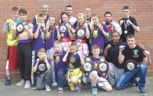 Legends Fitness Academy's Winning Champions
