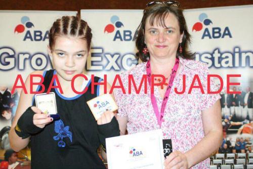 ABA champ Jade Munro