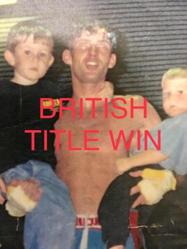 British title win