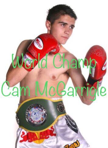 Cam McGarrigle